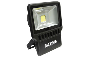BOSS 100 WATT LED FIXTURE, COOL WHITE