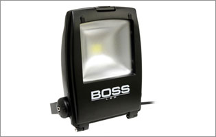 BOSS 20 WATT LED FIXTURE, COOL WHITE