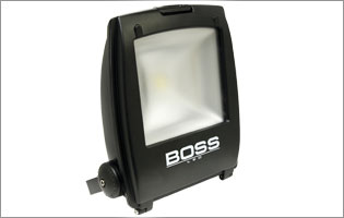 BOSS 50 WATT LED FIXTURE, COOL WHITE
