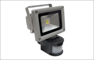 LED Motion Flood Light