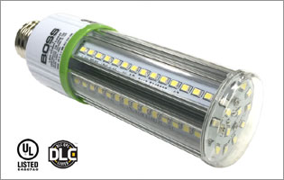 LED Cob 12 Watt UL E26 6K