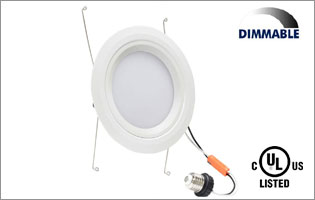 LED Down Light 15 Watt Retrofit Kit